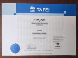 Certificate IV in Veterinary Nursing