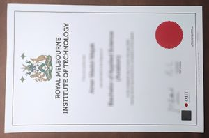 RMIT University diploma