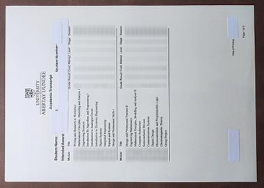 获取阿伯泰大学的假成绩单要注意什么?