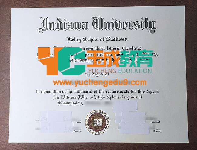 Indiana University degree