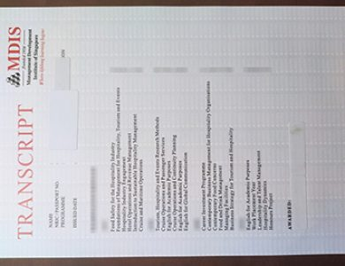Buy Management Development Institute of Singapore transcript, 如何获得新加坡管理发展学院假成绩单?
