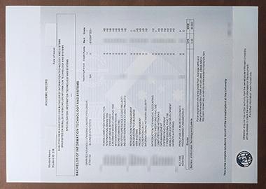 如何快速获得莫纳什大学的假成绩单?