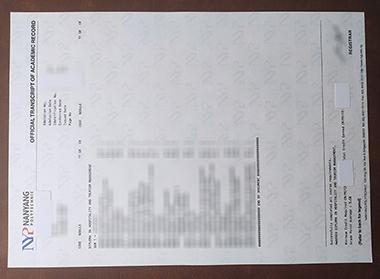 Buy a fake Nanyang Polytechnic transcript. 哪里可以买到南洋职业技术学院的假成绩单?