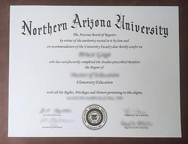 Buy Northern Arizona University degree. 如何购买北亚利桑那大学学位?