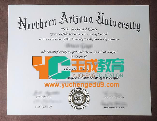 Northern Arizona University degree