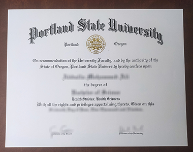 Buy Portland State University degree. 如何获得波特兰州立大学学位证书?