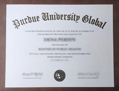 Buy Purdue University Global degree. 我可以在美国买到普渡大学的学位证书吗?