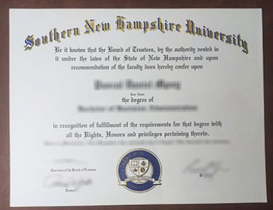 Buy Southern New Hampshire University degree. 我怎样才能买到南部新罕布什尔大学学位?