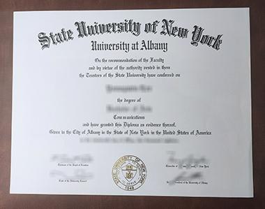 Buy State University of New York degree. 怎样获得纽约州立大学学位证书?