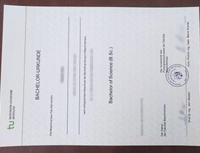 Buy Technische Universität Dortmund certificate. 如何获得多特蒙德工业大学证书?