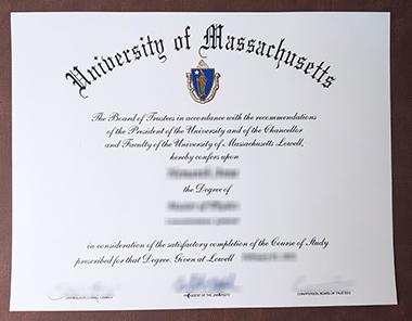 Buy University of Massachusetts degree. 怎样能买到马萨诸塞大学学位?