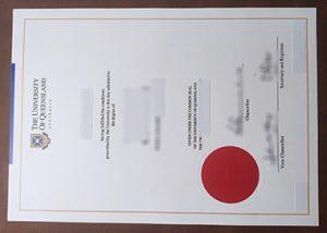 University of Queensland degree