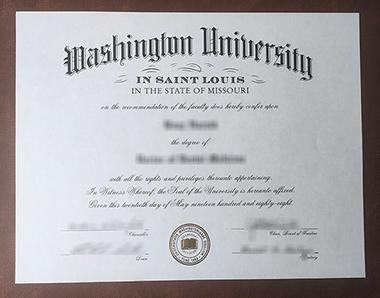 Buy Washington University in St. Louis degree. 如何购买到圣路易斯华盛顿大学学位?