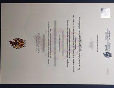 Buy Cardiff Metropolitan University degree. 怎样才能买到卡迪夫城市大学学位证书?