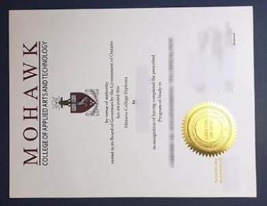 Buy Mohawk College diploma. 如何购买莫霍克学院文凭?