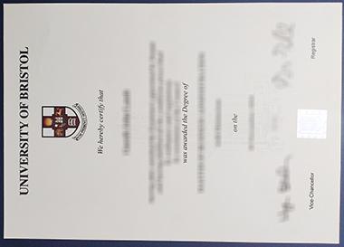 Buy University of Bristol certificate. 如何获得布里斯托大学证书?