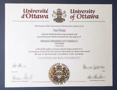 Buy University of Ottawa degree. 哪里能买到渥太华大学学位证书?