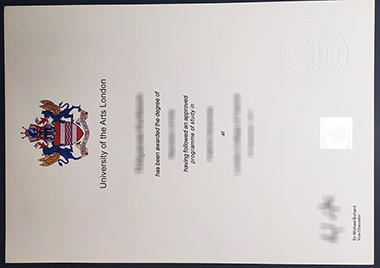 Buy a fake University of the Arts London degree. 怎样快速获得伦敦艺术大学学位证书?