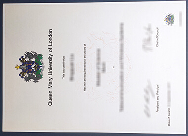 Buy Queen Mary University of London certificate. 如何获得伦敦玛丽皇后大学证书?