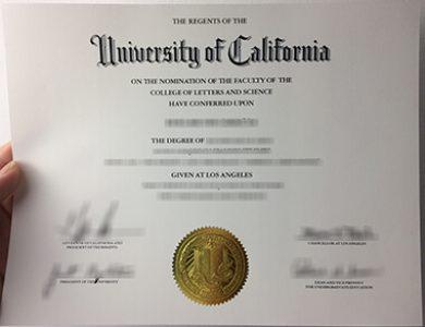 How much to order a fake University of California, Los Angeles degree? 怎样获得加州大学洛杉矶分校UCLA学位?