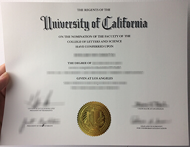 How much to order a fake University of California, Los Angeles degree? 怎样获得加州大学洛杉矶分校UCLA学位?