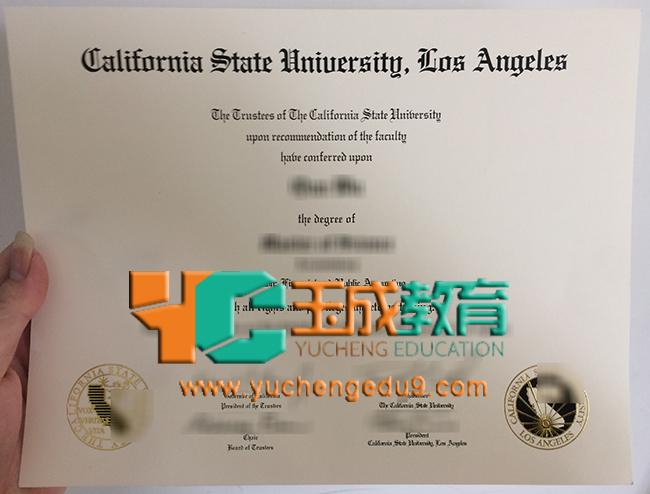 University of California, Los Angeles degree