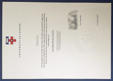 Get fake University of London degree online. 在线购买伦敦大学学位证书或成绩单