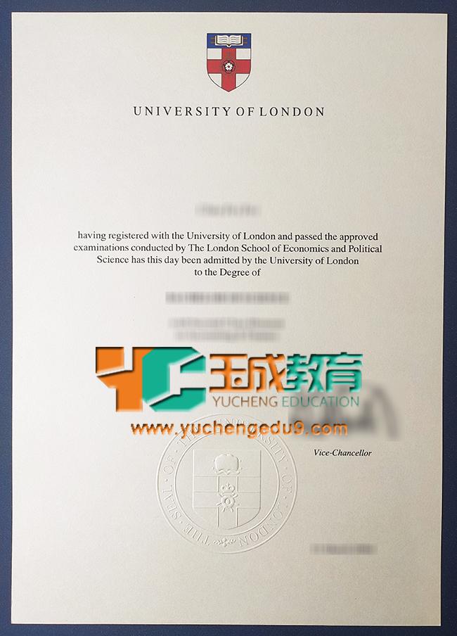 University of London degree 伦敦大学学位
