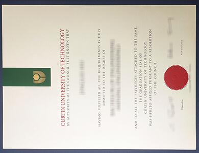 Buy a fake Curtin University degree online 在线购买科廷大学毕业证