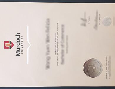 Get Murdoch University degree, 快速获得澳洲莫道克大学文凭