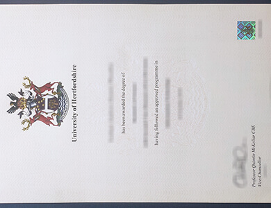 Order University of Hertfordshire degree 快速办理赫特福德大学UOH证书