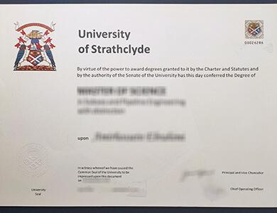 Where Can I buy a University of Strathclyde degree online? 哪里能在线办理斯特拉斯克莱德大学学位