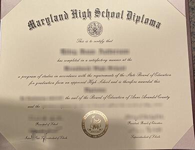 Purchase a Broadneck High School diploma in the USA 快速获得布罗德内克高中文凭