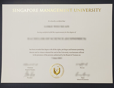 Can I purchase Singapore Management University degree online? 办理新加坡管理大学毕业证