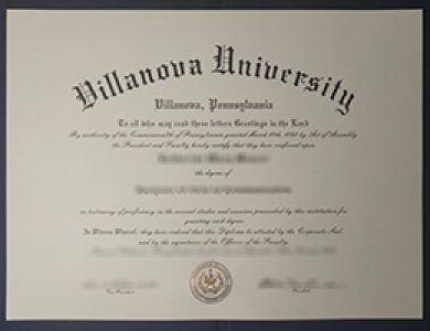办理高仿维拉诺瓦大学证书 Where to purchase a fake Villanova University degree?