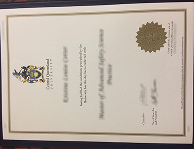 在线办理中央昆士兰大学CQU证书 Buy a fake Central Queensland University degree