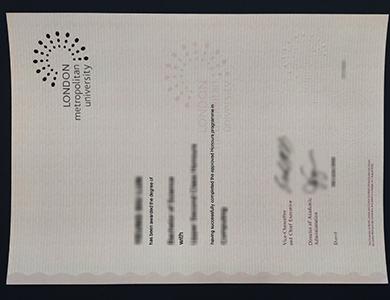 获得正版的伦敦城市大学理学学士学位 Order a London Metropolitan University degree of Bachelor of Science