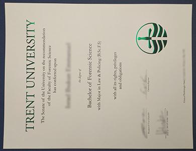 在加拿大购买特伦特大学法医学士学位 Purchase Trent University degree of Bachelor of Forensic in Canada