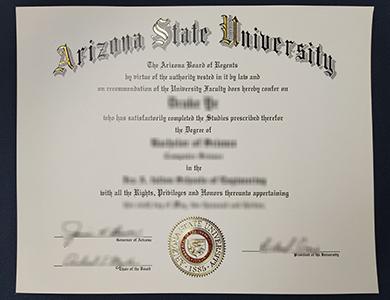 订购亚利桑那州立大学毕业证 Buy a fake Arizona State University degree online