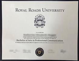 皇家大学专业传播学文学士学位 Royal Roads University degree of Bachelor of arts in professional communication
